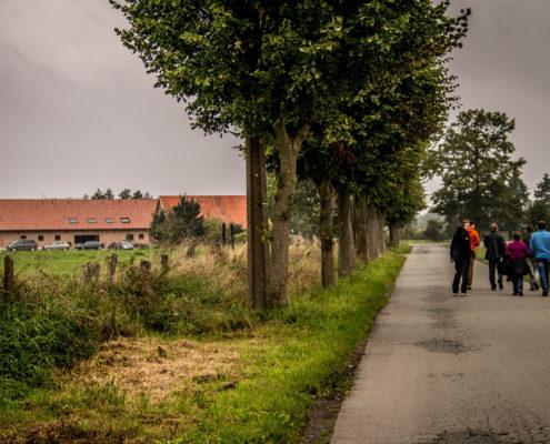 Ideaal vertrekpunt voor mooie wandelroutes